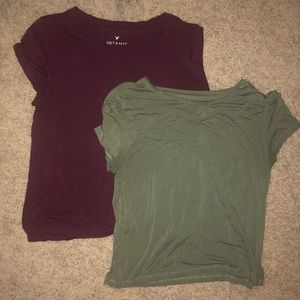 Soft and Sexy Tee's